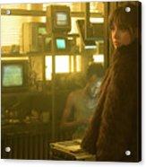 Blade Runner 2049 Acrylic Print
