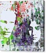 Blade Runner Acrylic Print by Naxart Studio