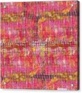 Blanket Acrylic Print