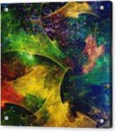Blanket Of Stars Acrylic Print