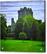 Blarney Castle Ireland Acrylic Print