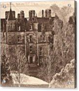 Blarney House Acrylic Print