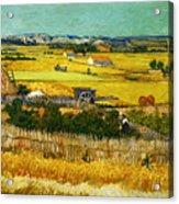 Blend 17 Van Gogh Acrylic Print
