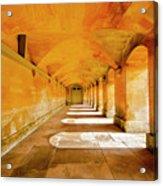 Blenheim Arches Acrylic Print
