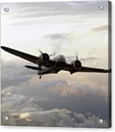 Blenheim Flight Acrylic Print
