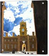 Blenheim Palace England Acrylic Print