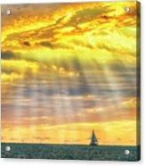 Blessings Bestowed  7848 Acrylic Print