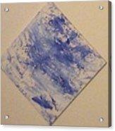 Bleu Acrylic Print