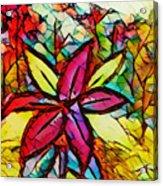 Blissful Meadows Acrylic Print