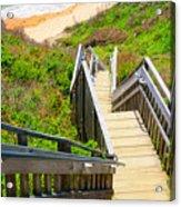 Block Island Beach - Rhode Island Acrylic Print