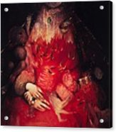 Blood Queen Acrylic Print