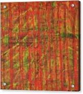 Blood Shot Acrylic Print