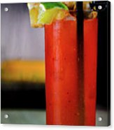 Bloody Mary Acrylic Print