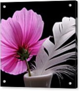 Bloom With Spring Acrylic Print