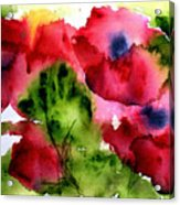 Blooming Acrylic Print