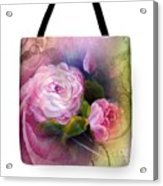 Blooming  Bag  Acrylic Print