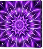 Bloomingcrown Acrylic Print