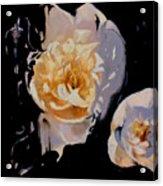 Bloomnoir Acrylic Print