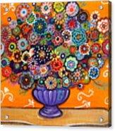 Blooms 6 Acrylic Print