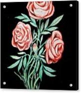 Blossom In High Spirit #3 Acrylic Print
