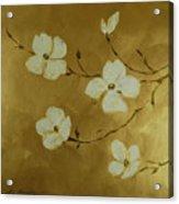 Blossoms I Acrylic Print