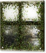 Blotted Out Acrylic Print