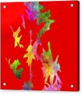 Blowin In The Wind 6 Acrylic Print