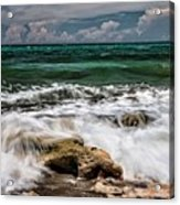 Blowing Rocks Preserve  Acrylic Print