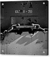 Blt 8-70 Acrylic Print