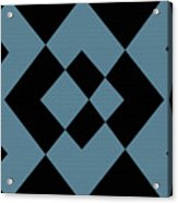 Blue 1 Acrylic Print