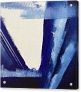 Blue Abyss Acrylic Print