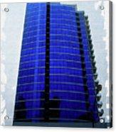Blue Beauty Acrylic Print