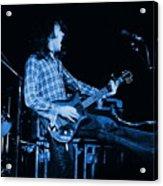 Blue Bullfrog Blues Acrylic Print