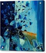 Blue Bunch 45 Acrylic Print