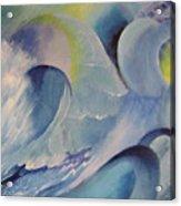 Blue Concerto 1 Acrylic Print