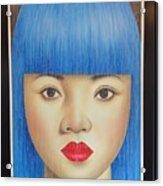 Blue Dream 78x55 Acrylic Print