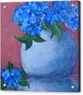 Blue Haze Acrylic Print