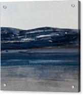 Blue Headland Back Home Acrylic Print