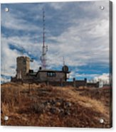 Blue Hill Weather Observatory 2 Acrylic Print