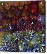 Blue Marmalade Acrylic Print