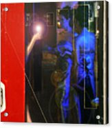 Blue Muses Acrylic Print