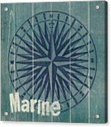 Blue Nautical-jp3616 Acrylic Print