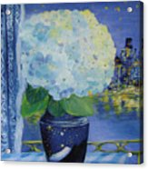 Blue Night Acrylic Print