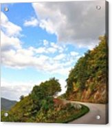 Blue Ridge Parkway, Buena Vista Virginia 6 Acrylic Print