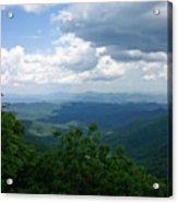 Blue Ridge Acrylic Print