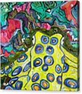 Blue Ringed Octopus Acrylic Print