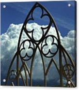 Blue Serenade Acrylic Print
