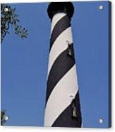 Blue - Sky - Lighthouse Acrylic Print