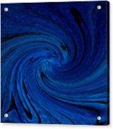 Blue Thunder Acrylic Print