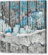 Blue Valley Acrylic Print